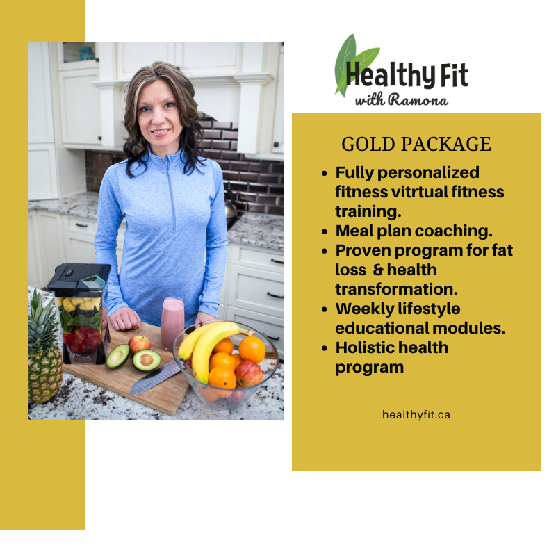 Healthy  Fit Transformation Package