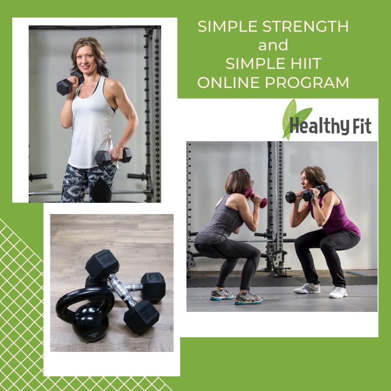 Simple Strength & Simple HIIT Virtual Program