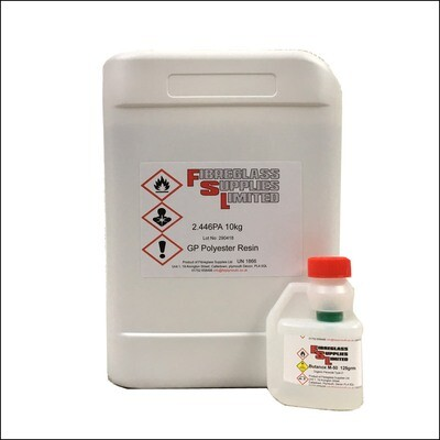 Crystic 2.446PALV Resin Lloyds Approved - 10KG