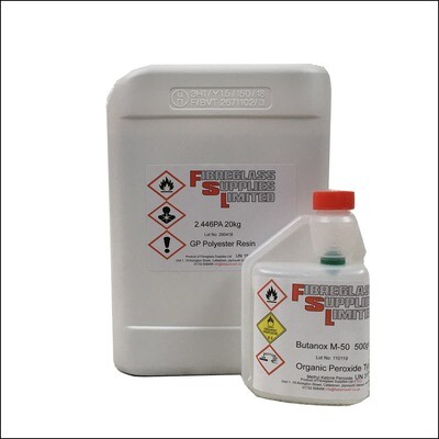 Crystic 2.446PALV Resin Lloyds Approved - 20KG