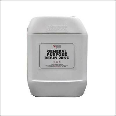 General Pupose Polyester Roofing Resin 20KG