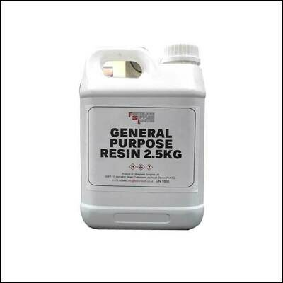 General Pupose Polyester Roofing Resin 2.5KG