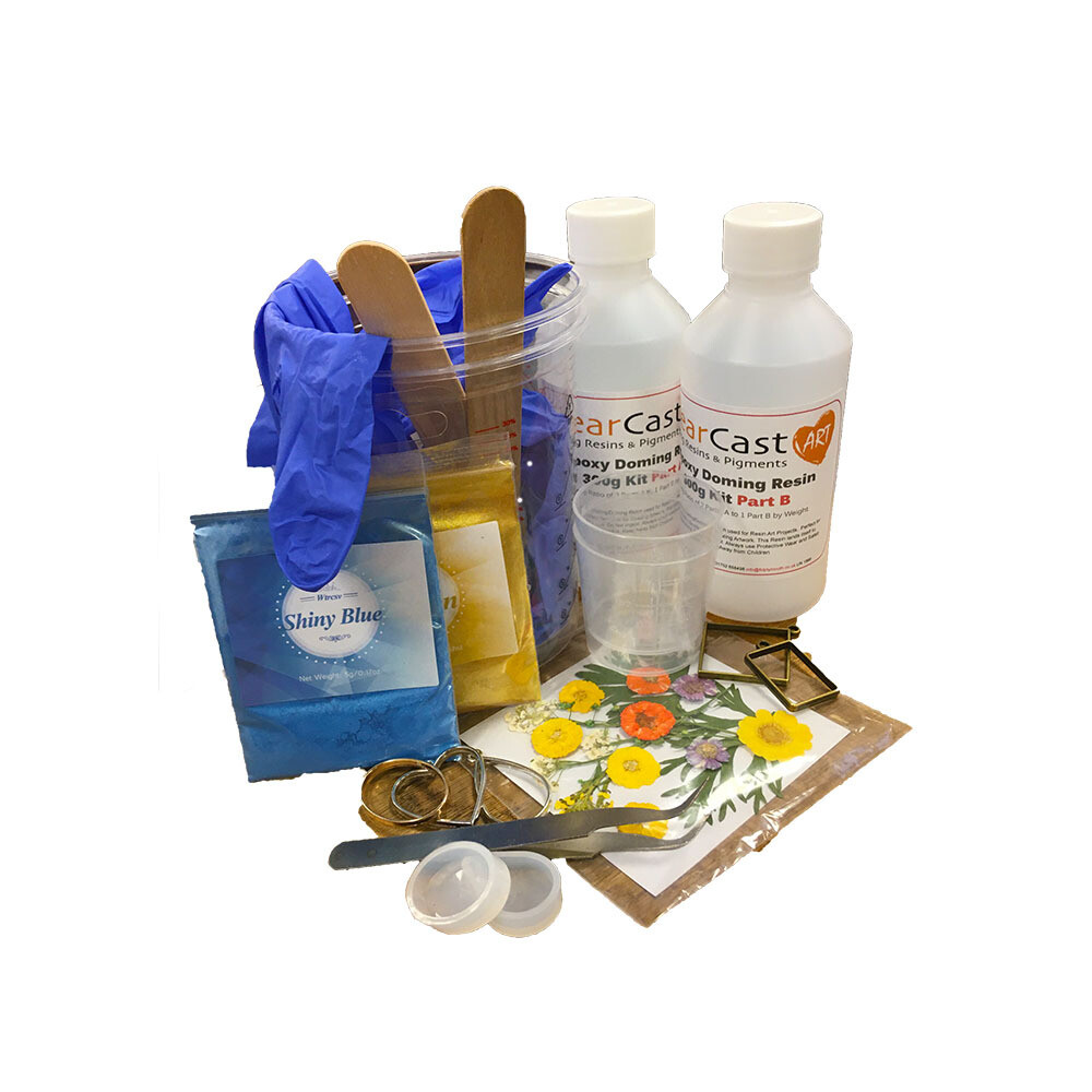 300g Epoxy Resin Jewellery Making Starter Kit