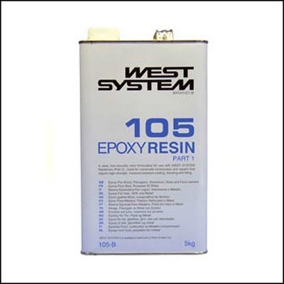 West Epoxy 105 5kg