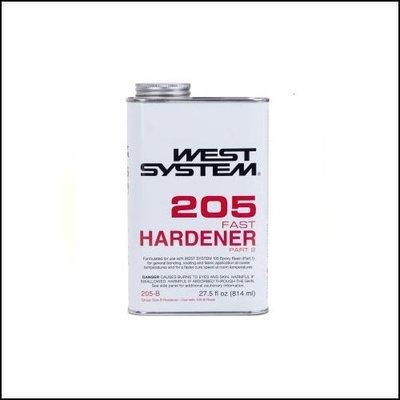 West System 205 Hardener 1kg