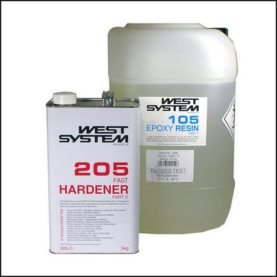 West System C Pack 30kg