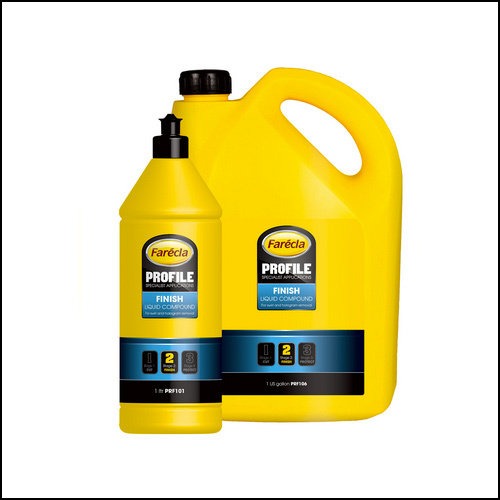 Farecla PRF 101 Finishing Liquid Compound 1ltr