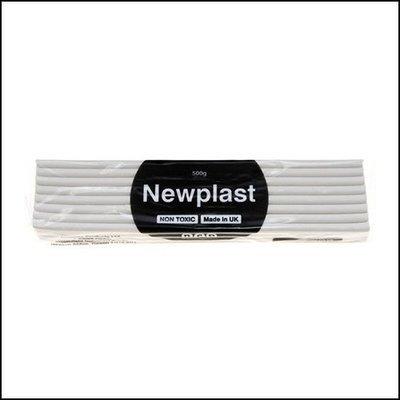 Newplast White 500gm