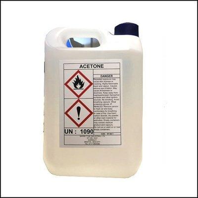 Acetone 5ltr