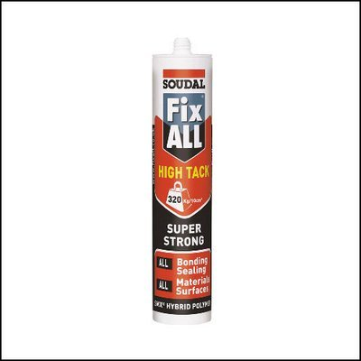 SOUDAL Fix All High Tack - Grey