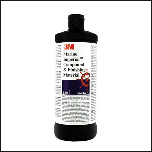 3M Marine Imperial Compound and Finishing Material 1L