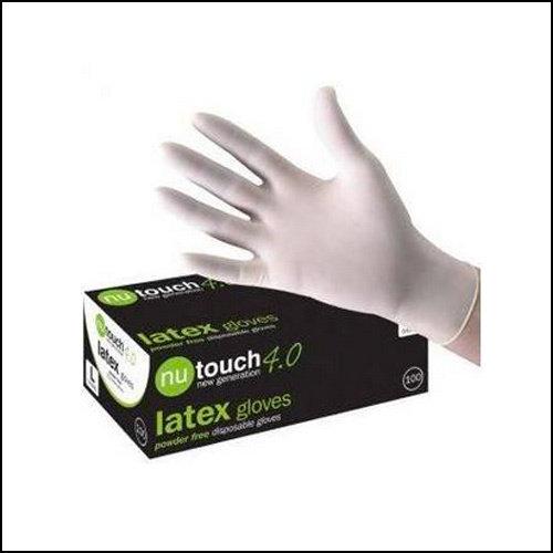 Disposable Latex Powder Free Gloves