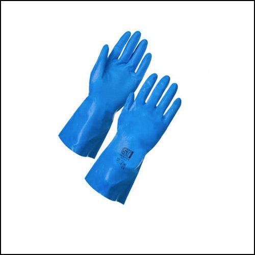 Heavy Duty Blue Nitrile gloves