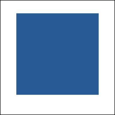 Ultramarine Blue Top Coat - RAL5002