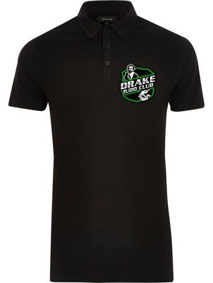 Drake Judo - Polo Shirts - Please add child/adult's name on order comments at checkout.