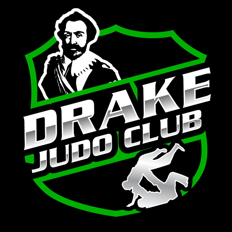 Drake Judo Club - Embroidered Judogi Badge