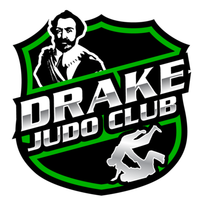 Drake Judo Club - Embroidered Judogi Badge