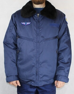 Куртка ДС ЛТО (синяя)