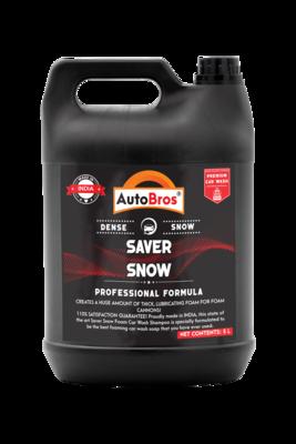 Saver Snow Foam - Deluxe Foam Shampoo