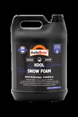 Ultimate Kool Snow Foam - Dense & Sticky Foam