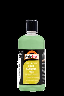 Liquid Wax   Carnauba Wax Based Cream Polish   High Gloss Finish  