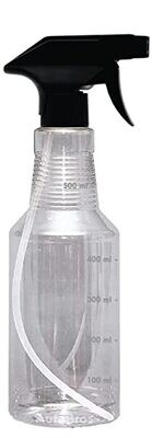 Detailing Bottles with Measurements 500ml (Pack of 3)