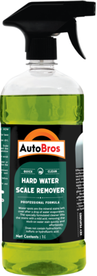 Hard Water Scale Remover (Non-HCL based) | Spray Based Product Reaches Tough To Clean Areas | Surface Safe