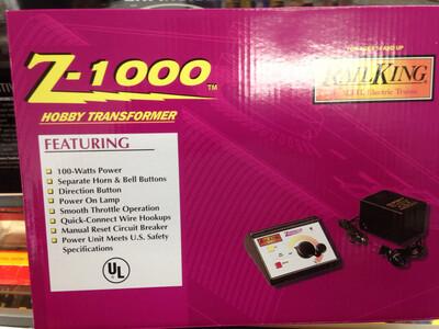 MTH  Z1000 Hobby Transformer