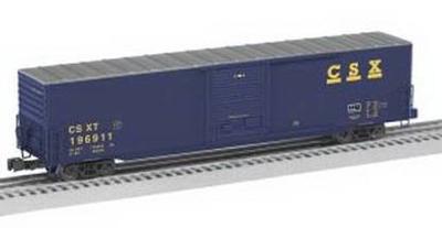 Lionel 6‑27850 60' Boxcar CSX (NEW IN BOX)