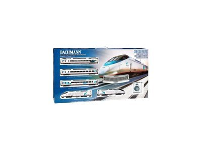 Bachmann Spectrum item number 01204 HO scale Acela Express Set (NEW IN BOX)