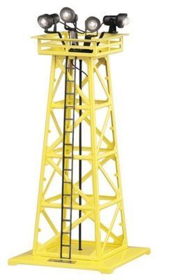 MTH 30-9026, O Gauge, #395 Floodlight Tower (NEW IN BOX)