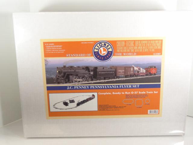 Lionel 31907 JC Penney Pennsylvania Flyer Train Set (NEW IN BOX)