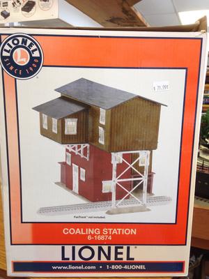Lionel Coaling Station
