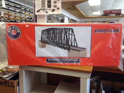 Lionel Extended Truss Bridge 6-82110