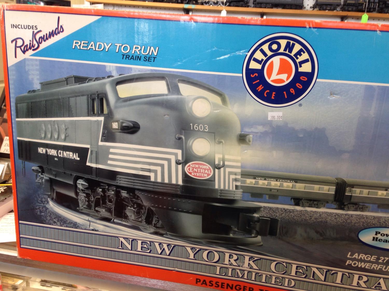 Lionel New York Central Passenger Set  6-31932