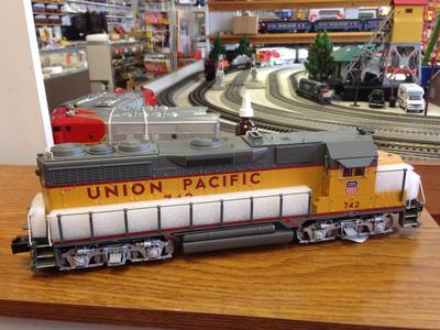Lionel Legacy UP GP35