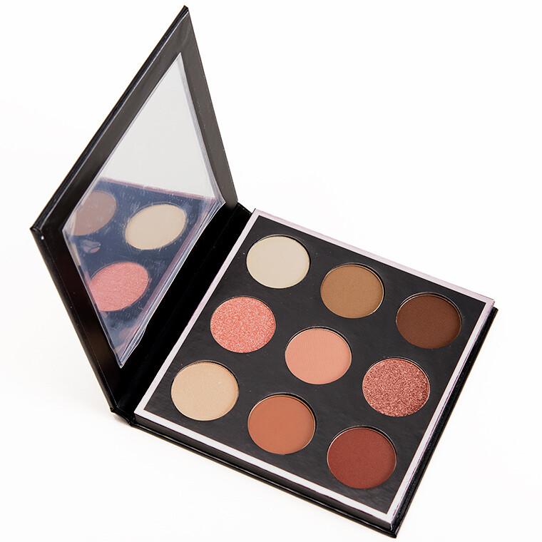 Makeup Geek In the nude Eyeshadow palette
