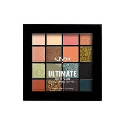 NYX Ultimate shadow palette, Utopia