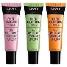 NYX Color correcting liquid, Peach