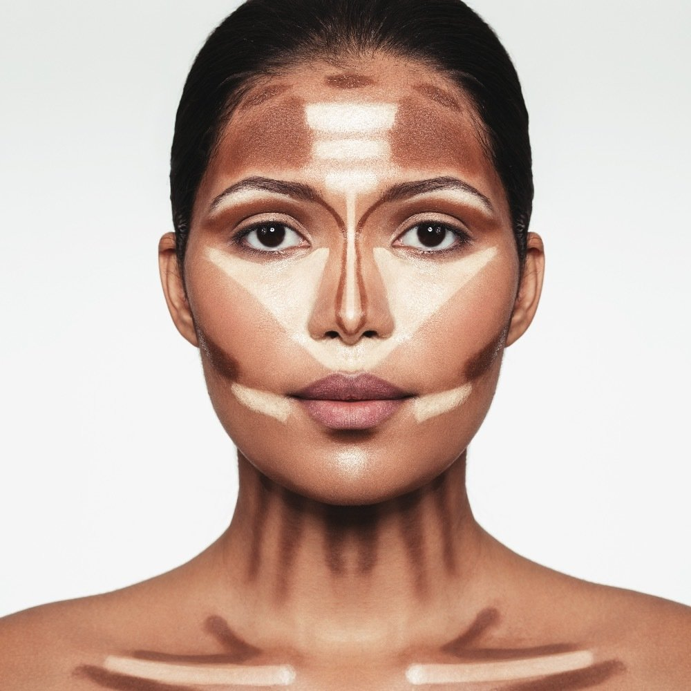 Contouring Techniques and Makeup Basics