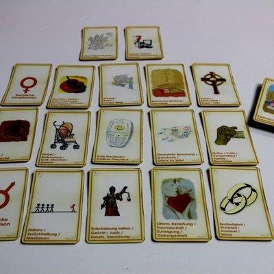 Fandango-Wahrsagekarten