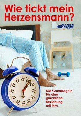 Manfreds Buch 'Wie tickt mein Herzensmann?'