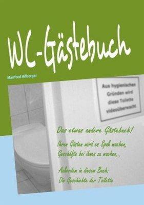Manfreds Fun-Buch 'WC-Gästebuch'