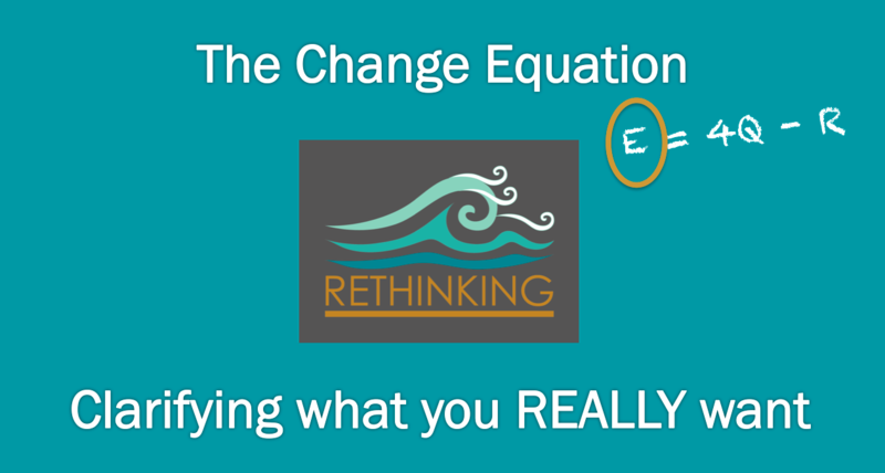 ONLINE MODULE: Clarifying What You Want To Change