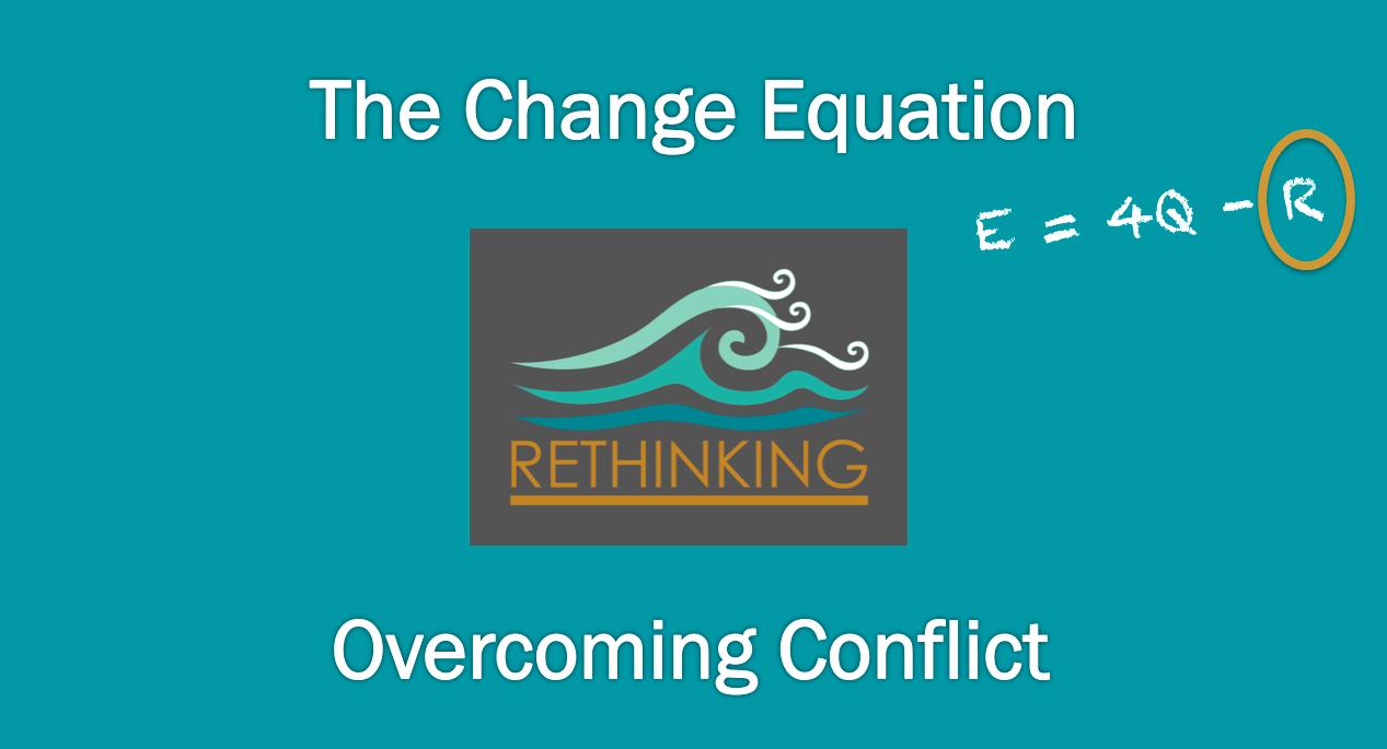 ONLINE MODULE: Overcoming Conflict
