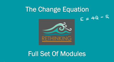 ONLINE MODULES: The Change Equation (Full Set)