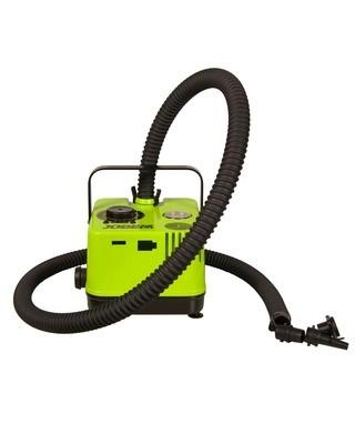 Jobe portable elektrische Pumpe integrierter Akku mit Tasche