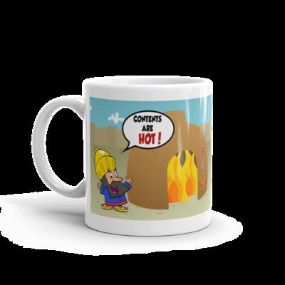 Fiery Furnace Mug