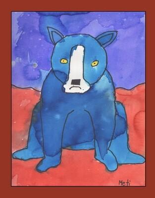 2018 Blue Dog