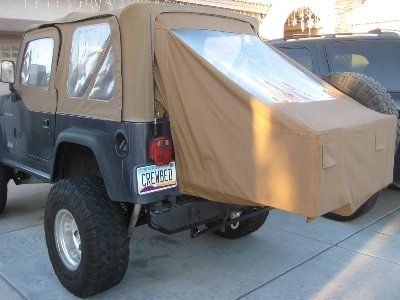 Crewbed SoftTop  Accessory